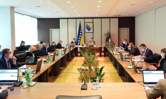 Vijeće ministara BiH i danas raspravlja o ulasku stranaca u BiH