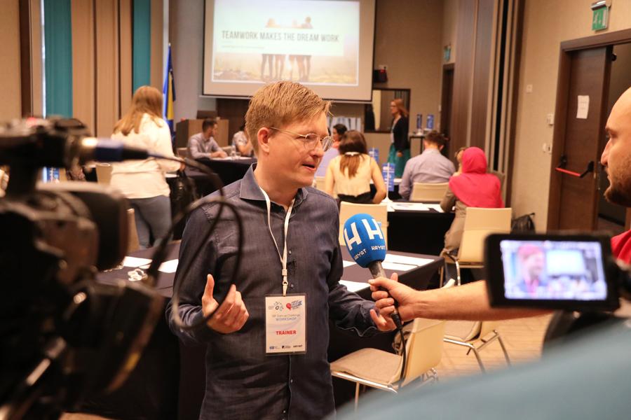 Održana SBF Start-up Challenge radionica za mlade poduzetnike iz cijele Bosne i Hercegovine