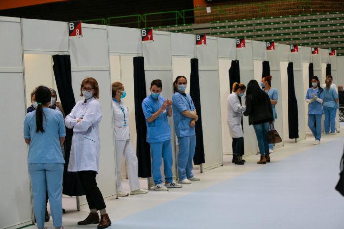 Proces vakcinacije u Sarajevu posustaje