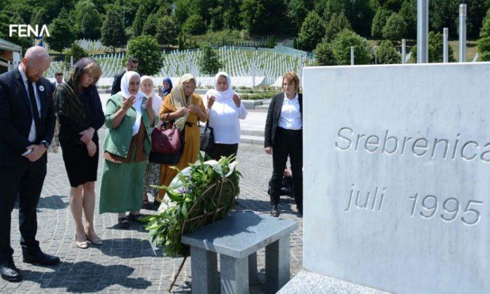 Morton: Negiranje genocida produbljuje patnju žrtava i ugrožava mir (VIDEO)