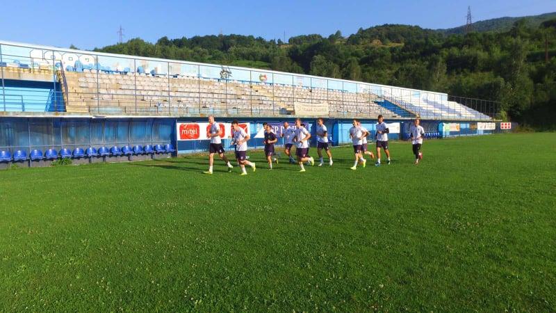 (FOTO) Prozivkom igrača NK Travnik započeo pripreme za jesenji dio sezone