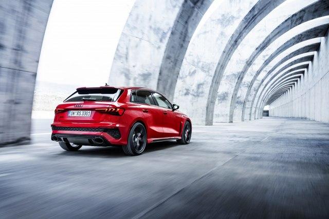 Stigao je novi Audi RS3 (FOTO)