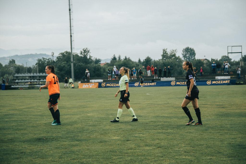 Pobjeda ženskog fubdala - Najbolje fudbalerke iz regiona priredile u Sarajevu!