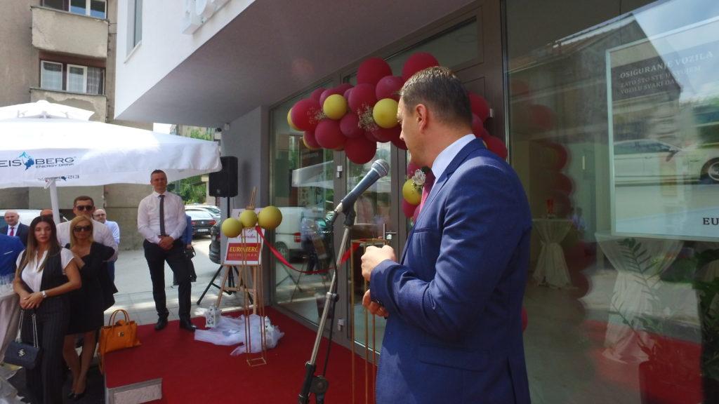 (FOTO) Otvorena nova poslovna zgrada Euroherc osiguranja Podružnice Travnik