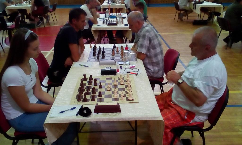 """Rezultati 3. kola, 6. Međunarodnog šahovskog turnira """"Travnik-open BH Telecom 2021."""""""