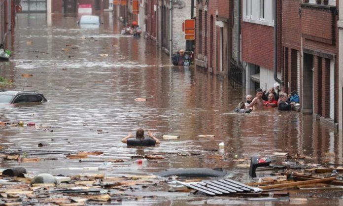 Njemačke vlasti pod' vatrom kritika' zbog smrtonosnih poplava