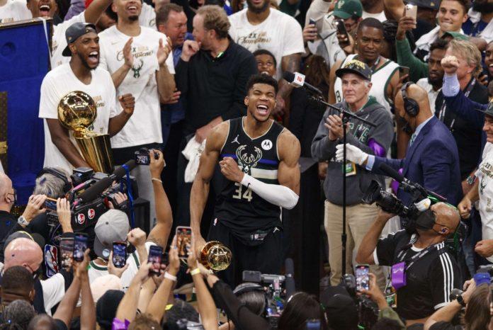 Milwaukee Bucksi postali novi NBA prvaci