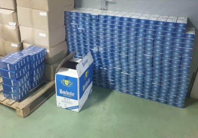 Velika zaplijena: U kamionu iz Crne Gore pronađene cigarete vrijedne 1,3 miliona KM