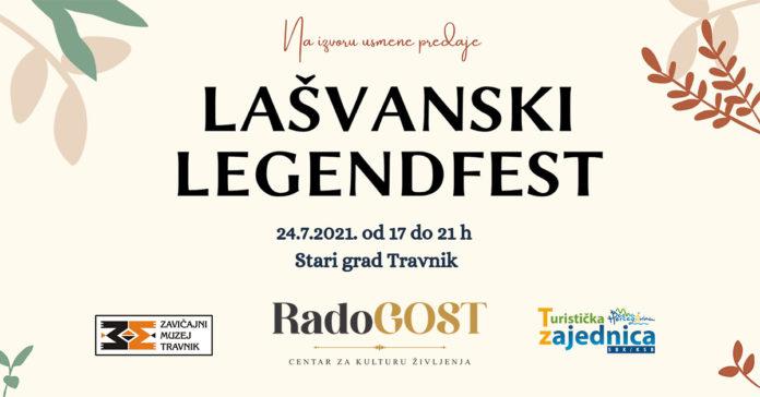 Prvi Lašvanski legendfest 24. jula u Travniku