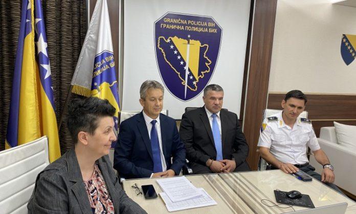 Održana videokonferencija ravnatelja graničnih policija država EU-a i Balkana