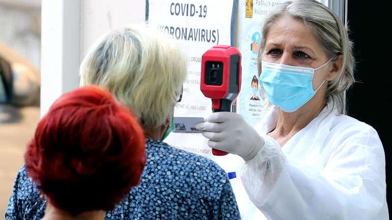 veliki porast novozaraženih koronavirusom u bih