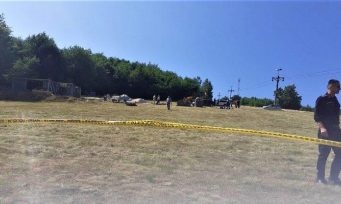 Na lokalitetu Rostovo kod Bugojna počela ekshumacija