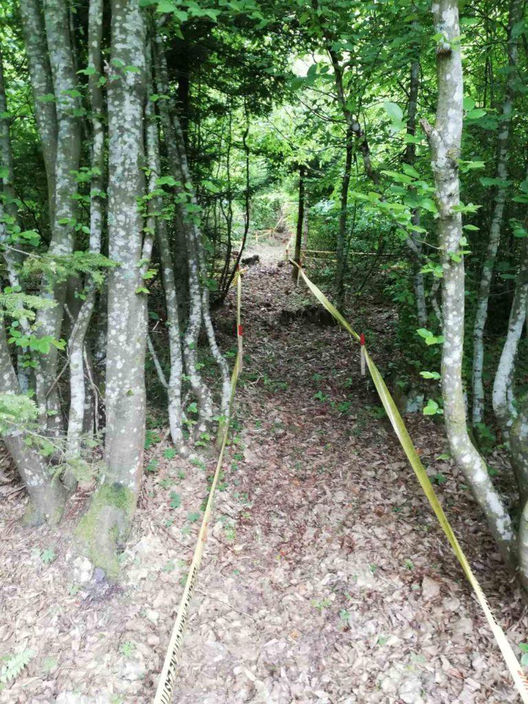 (FOTO) TRAVNIK / Završen deminerski zadatak Varošluk put