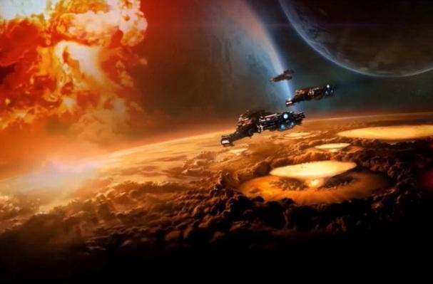 """""""mars je bio naseljen prije zemlje a onda se nešto dogodilo … mars je ostao bez vode …"""""""