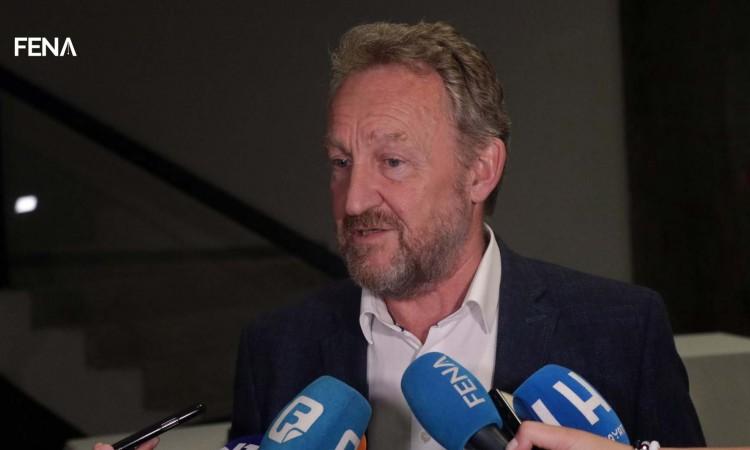 izetbegović: schmidt je političar koji ima ogromno iskustvo (video)