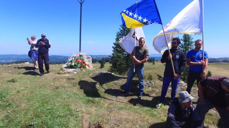 """(FOTO) Na Vlašiću održana manifestacija """"Ljuta greda"""""""