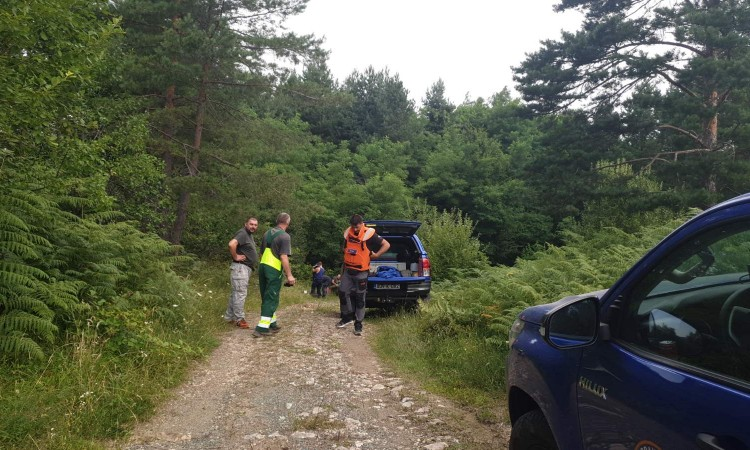 demineri fucz-a iz minskog polja izvukli tijela lovaca koji su jutros nastradali