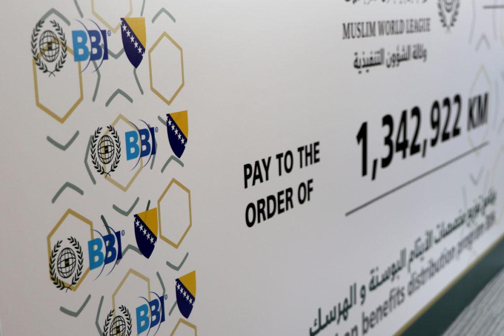 BBI banka podržala projekat pomoći jetimima Bosne i Hercegovine