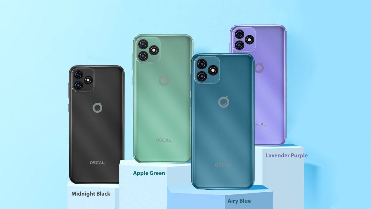 oscal lansirao svoj prvi 3g android 11 pametni telefon modernog dizajna