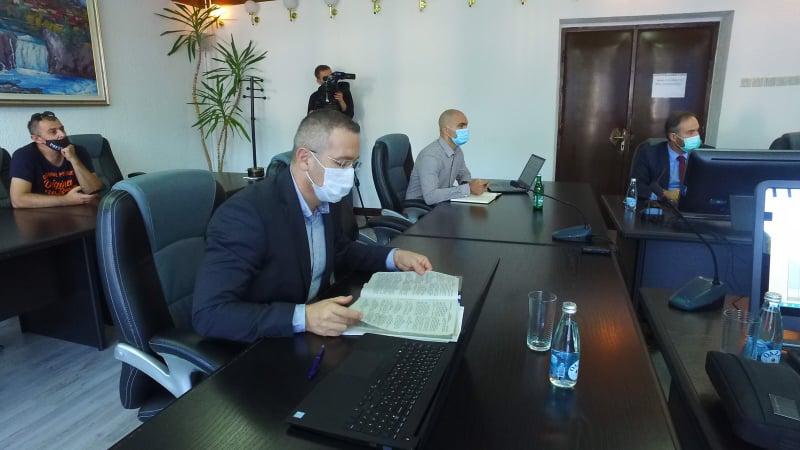 (foto) u toku sjednica vlade sbk / na dnevnom redu preko 20 tačaka
