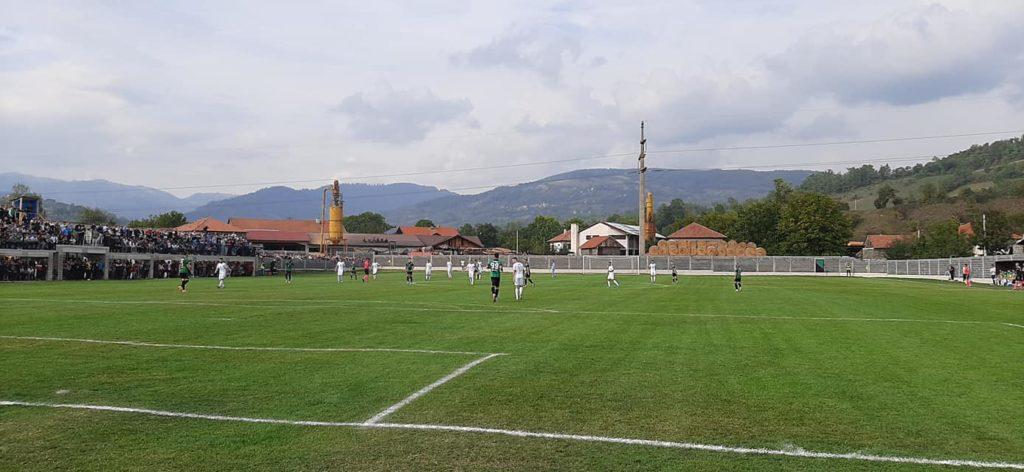 (FOTO) Plavi pobijedili ekipu Rudara rezultatom 0-6