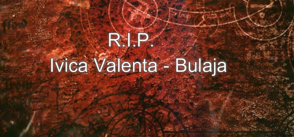 "na kanalu 6 / ekt produkcija predstavlja film ""r.i.p ivica valenta - bulaja"""