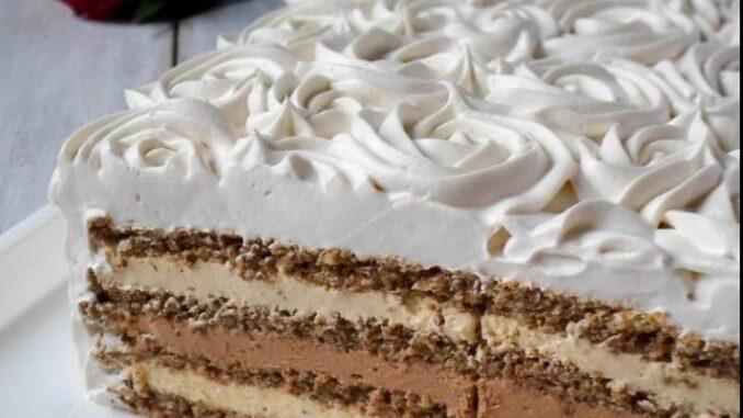 interkontinental torta - odlični desert za uvijek