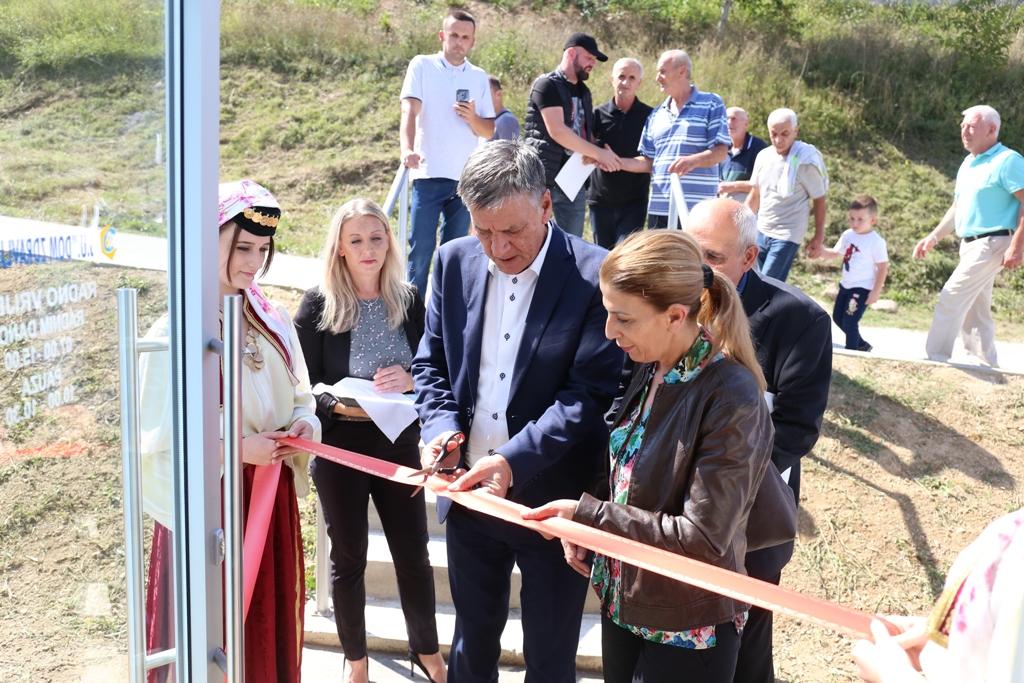 kasumović: mještanima janjića omogućili smo vrhunsku zdravstvenu njegu i prostor za rad mjesne zajednice