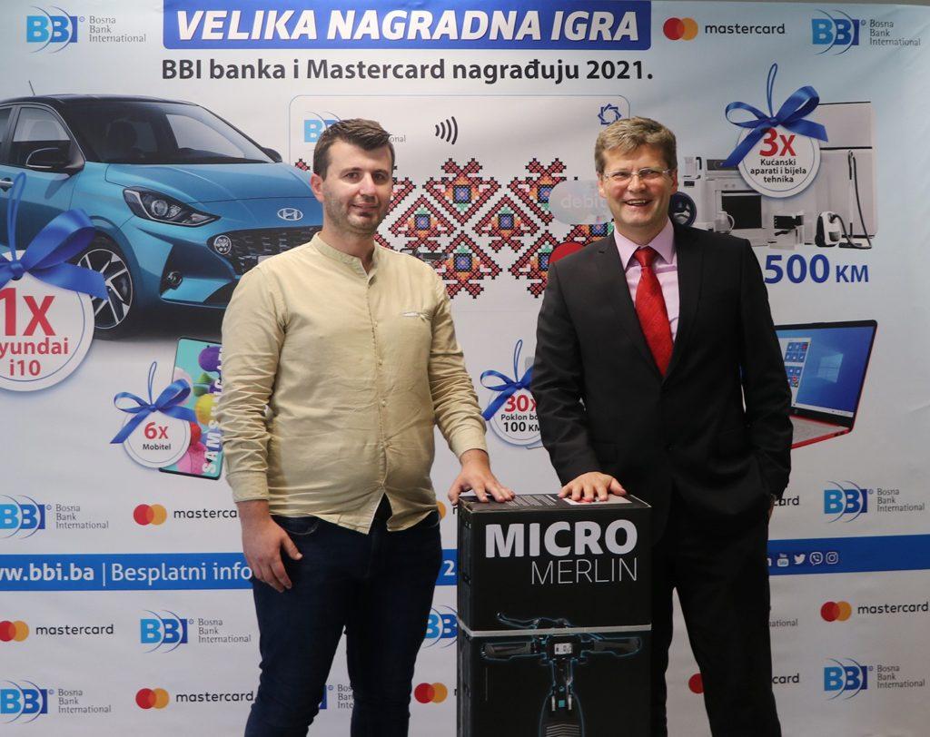 BBI i Mastercard: Nagrade 2. kruga idu u Kakanj, Visoko, Sarajevo, Novi Travnik i Bihać