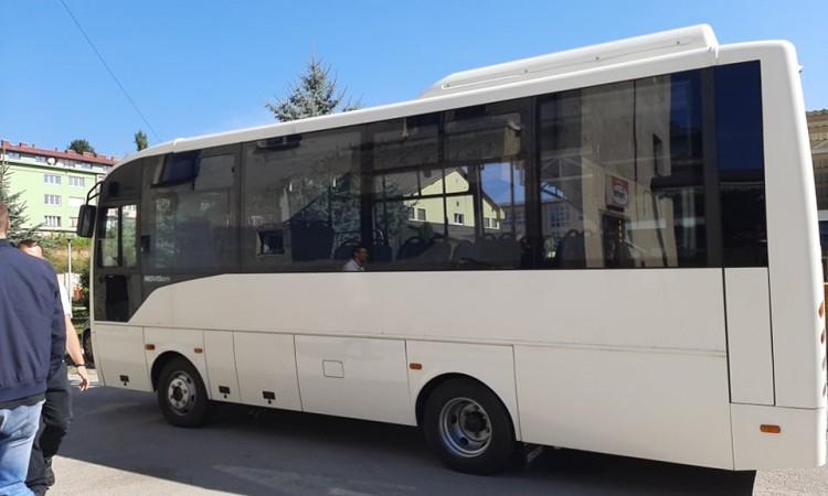 edukacijsko-rehabilitacijski centar 'duga' dobio novi minibus
