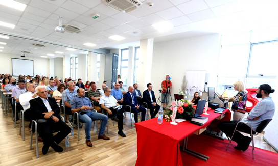 visokoškolska ustanova finra – jedinstvena u regionu