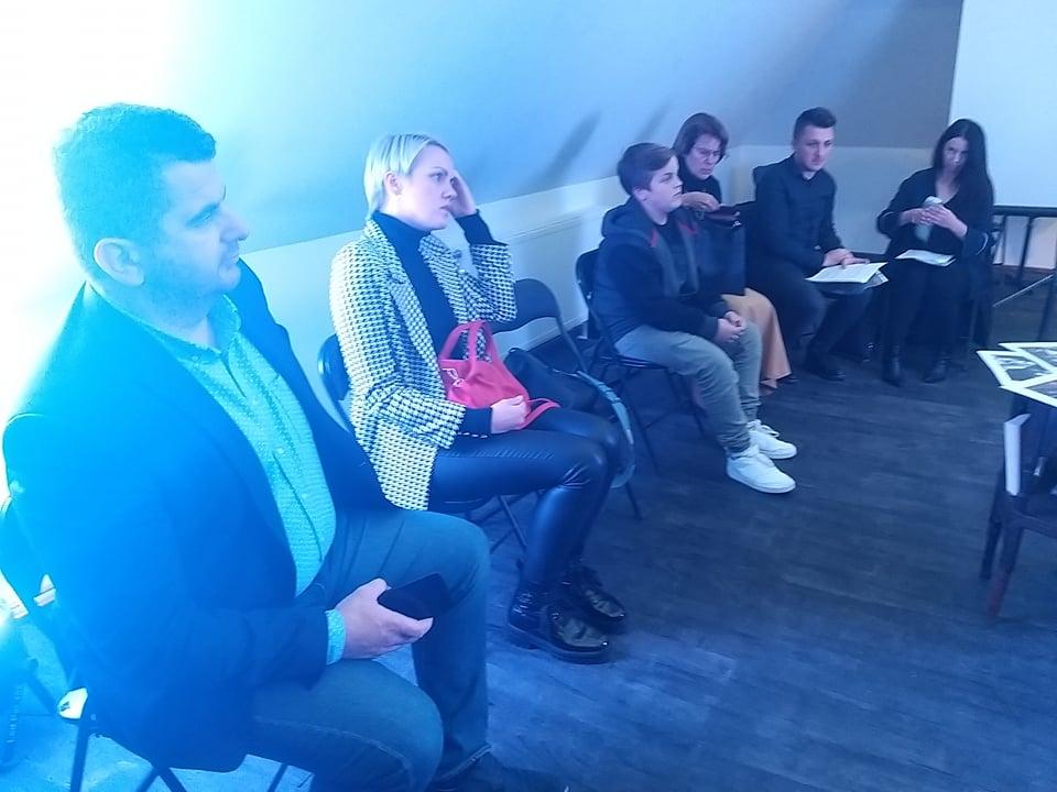 """(FOTO) Andrićevi dani u Travniku / Promovisan roman """"Herbarijum Ane Frank"""""""
