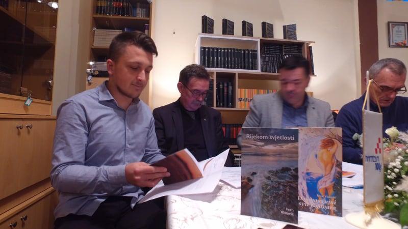 (foto) književna srijeda u travniku