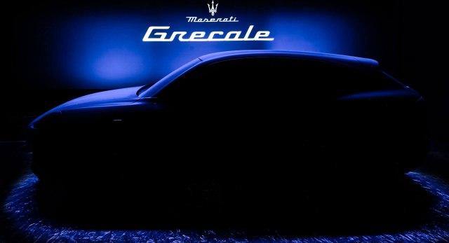 Maserati odlaže premijeru novog krosovera za 2022