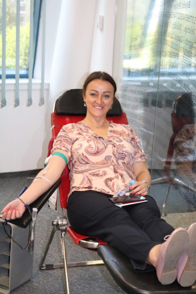(FOTO) Akcija dobrovoljnog darivanja krvi u Addiko banci