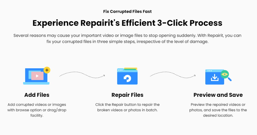 kako popraviti oštećeni mp4 video file